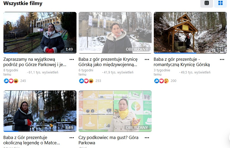 Fanpage PKL Góra Parkowa