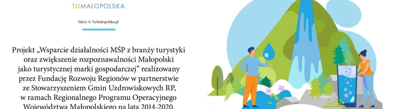 turystyczny szlak uzdrowisk małopolski - start